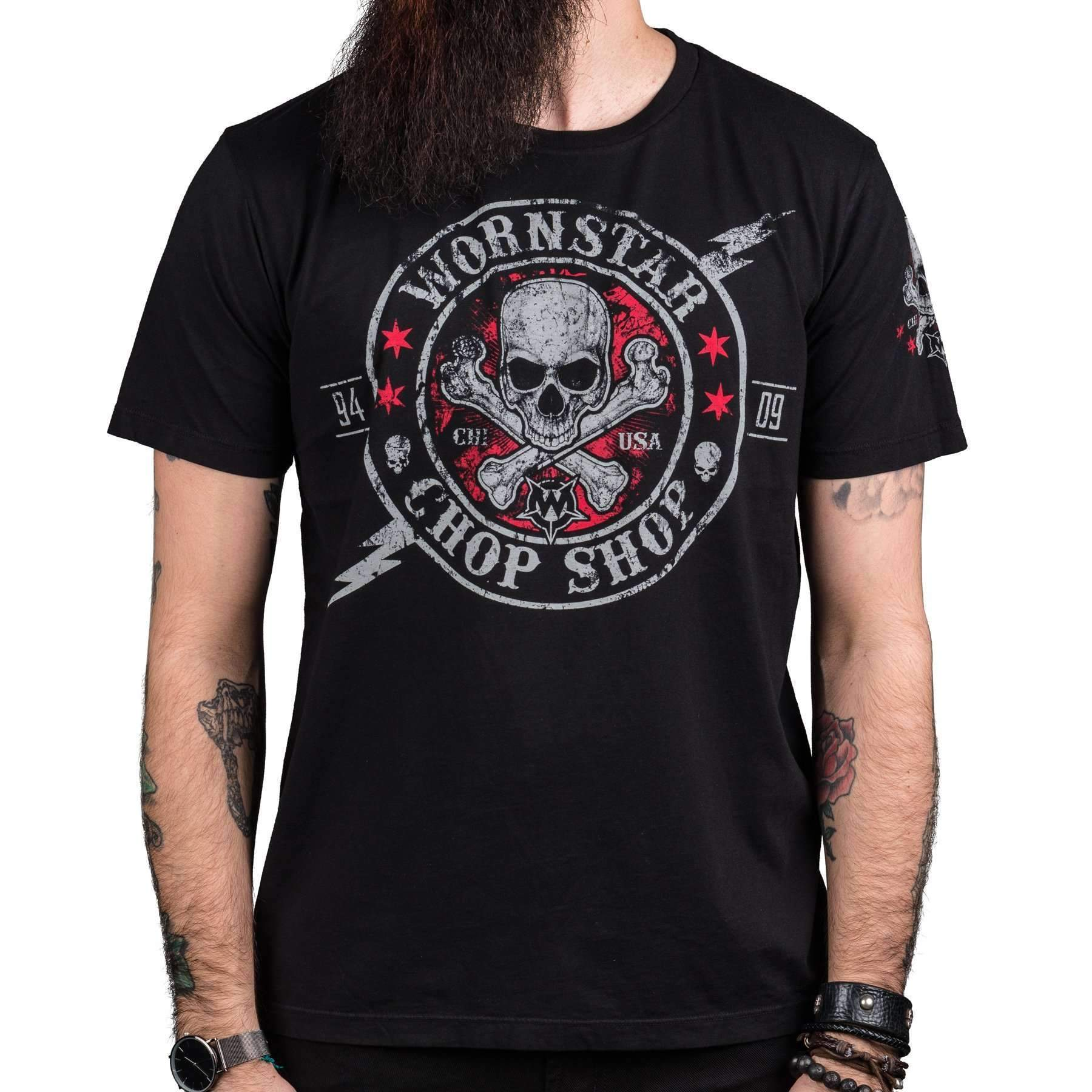 Wornstar Electric T-Shirt