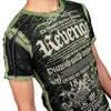 Wornstar Casque Rock n Roll T-shirt