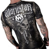 Wornstar Downfall Rock n Roll T-shirt