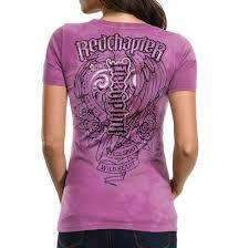 Red Chapter Womens 'FreeSpirit / WildHeart' Scoop Neck