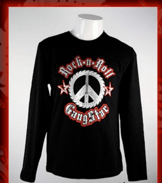 RRGS Peace Blade Long Sleeve