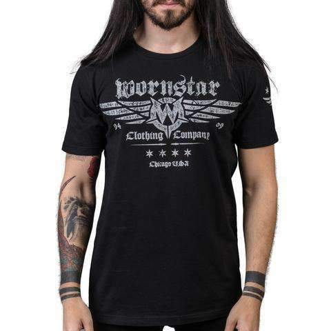 Wornstar Machine Shop T Shirt