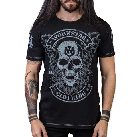 Image of Menswear - Wornstar Vengeance T Shirt