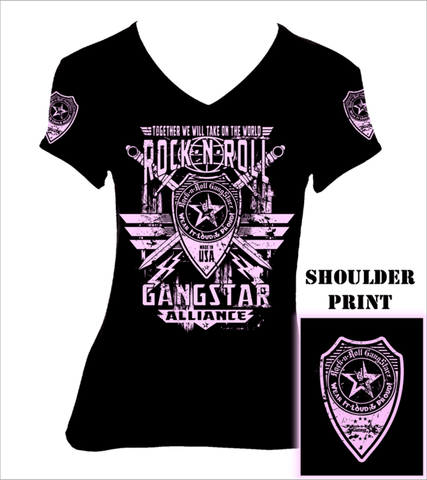 T-Shirt - RRGS Alliance V2 Girls