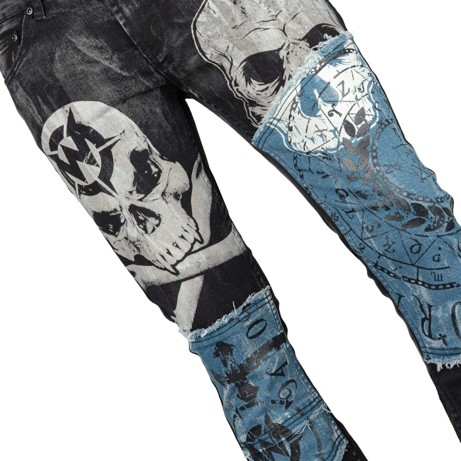 Wornstar Jeans - Stage Collection - Catacombs