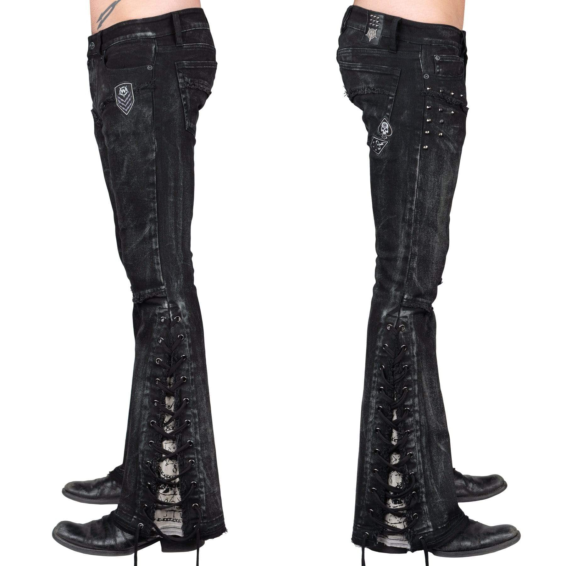 Wornstar Cutlass Denim Stage Jeans