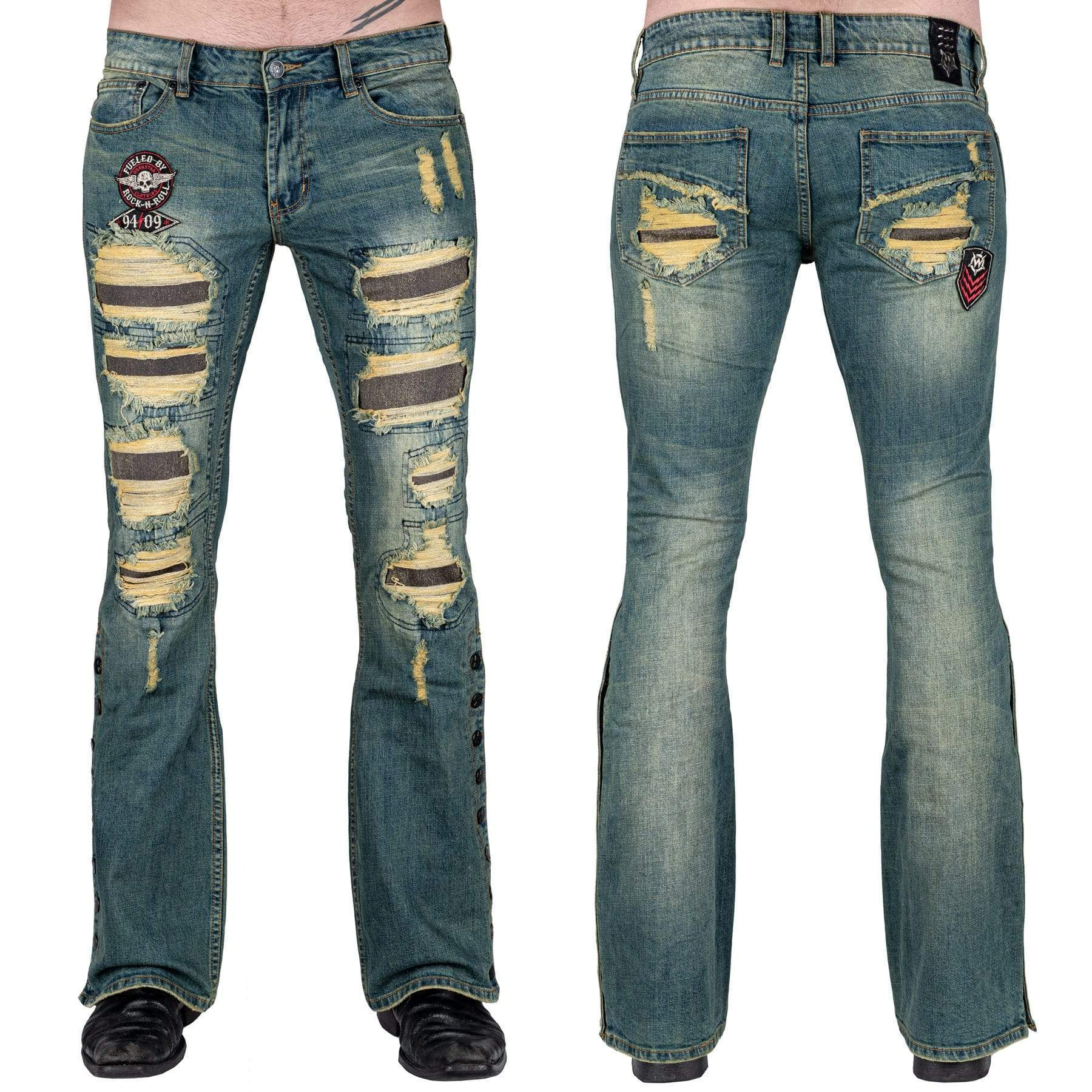 Wornstar Jeans - Stage Collection - Diurne