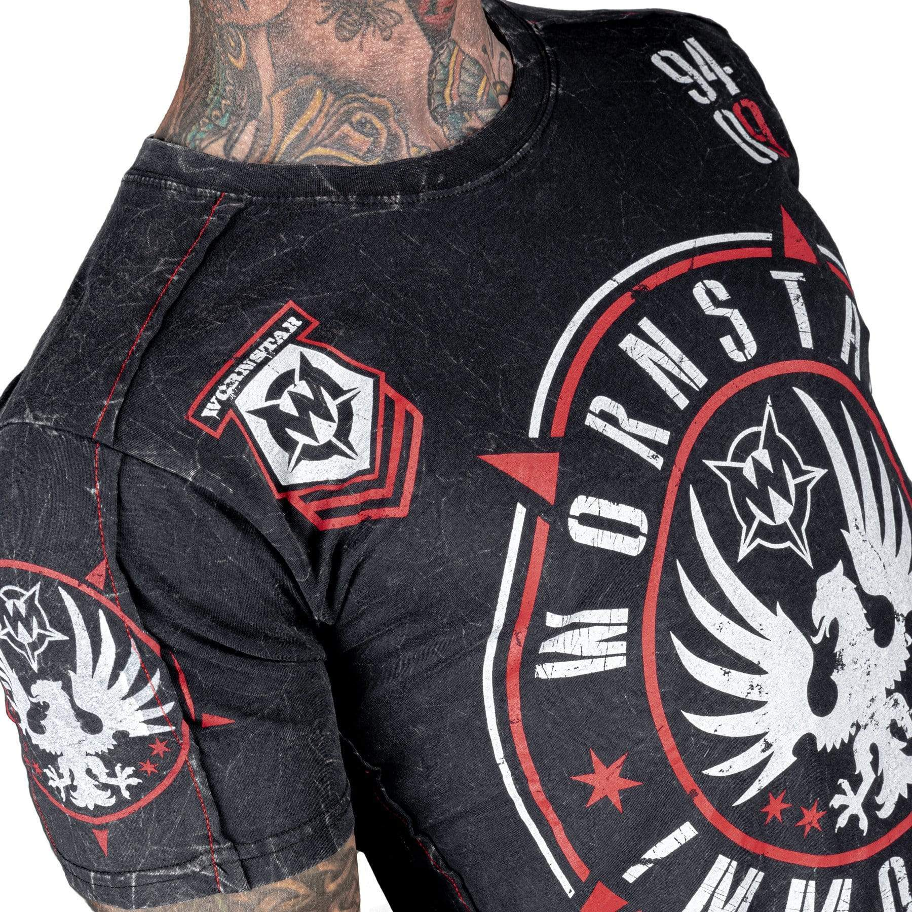 Wornstar Immortals Eagle T-shirt