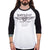 Wornstar - Machine Shop Raglan 3/4 Sleeve T-shirt