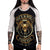 Wornstar - Rock n Roll Forever 3/4 Baseball Sleeve