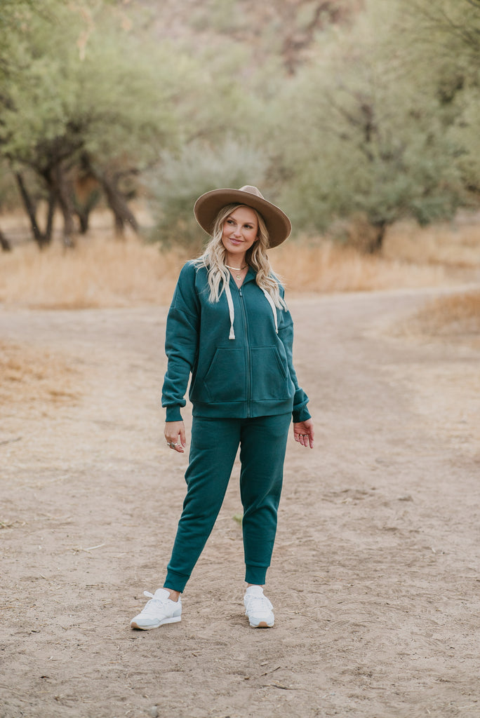 The Sienna Sweatsuit (Sizes S-3X)