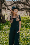 WI Basics: The Andi Jumpsuit in Black (Sizes S-3X)