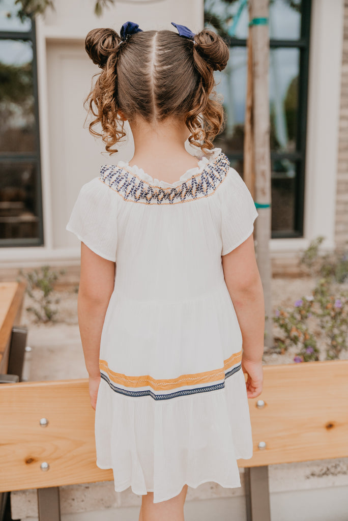The Mini Avena Tiered Dress
