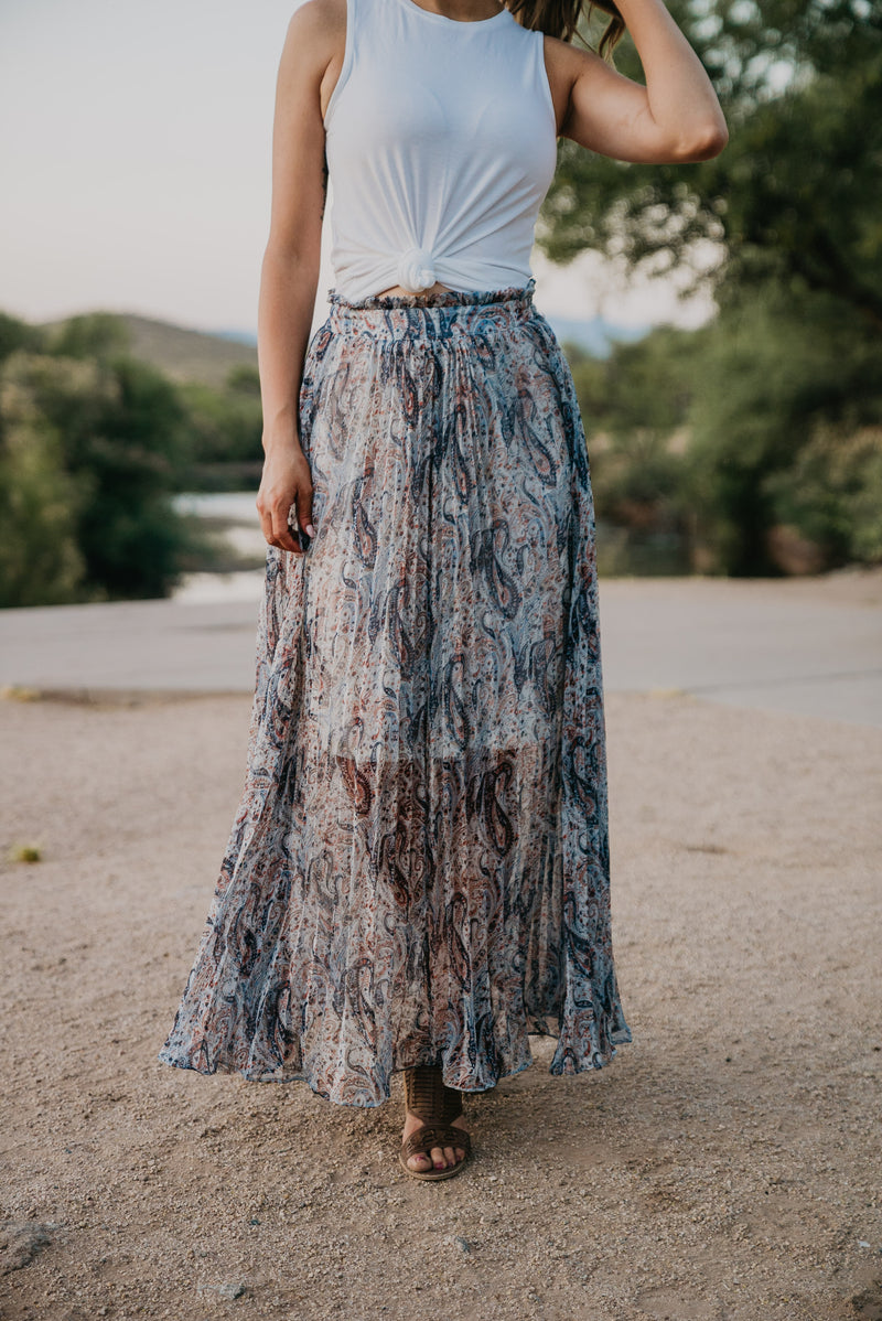 The Kimana Maxi Skirt