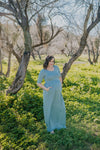 WI Basics: The Vega Solid Maxi in Light Sage