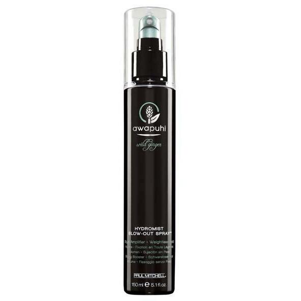 Paul Mitchell Awapuhi Wild Ginger Hydromist Blow-Out
