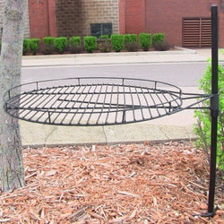 Sunnydaze Adjustable Fire Pit Cooking Grate 24""