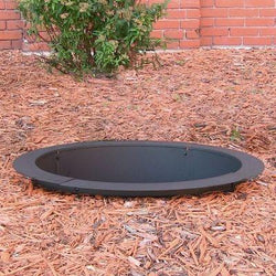 Heavy Duty Fire Pit Rim- Free Shipping