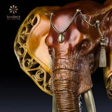 Lovollect Auspicious Elephant Sculpture