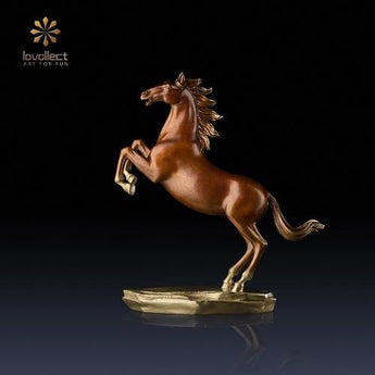 Lovollect Roaring Horse Figurine