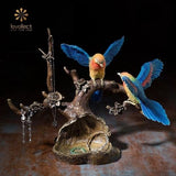 Lovollect Fly Together Statue Jewelry Holder