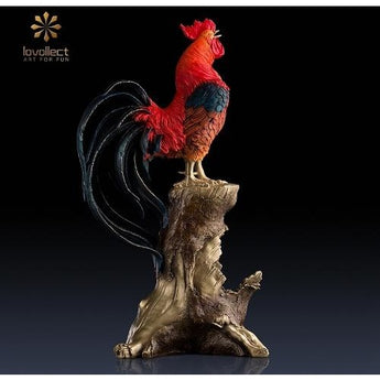 Lovollect Rooster Wine Holder