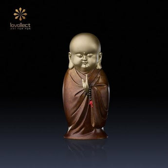 Lovollect Devout Little Monk Statue