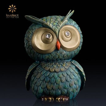 Lovollect Cute Little Owl Figurine