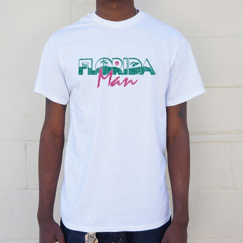 Mens Florida Man T-Shirt