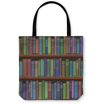 Library Shelves With Old Books- Free Shipping