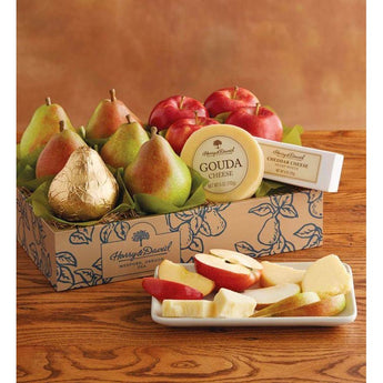 Classic Pears, Apples, and Cheese Gift by Harry & David- Price Includes Shipping