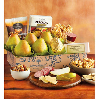 HD Fruit & Snack Gift Boxes by Harry & David- Price Includes Shipping
