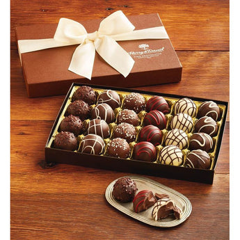 Signature Chocolate Truffles SMR by Harry & David- Price Includes Shipping