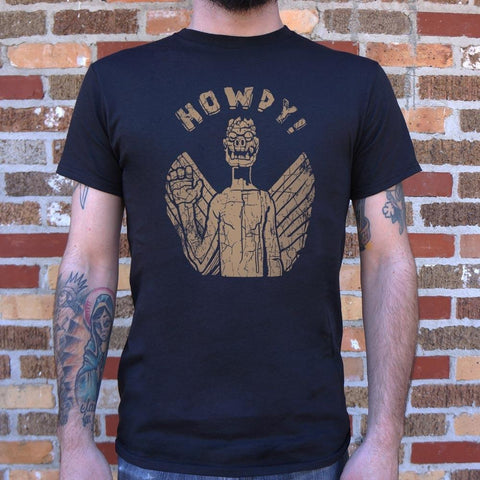 Mens Captain Howdy T-Shirt