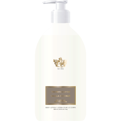 The Perth Soap Company Vanilla Coconut Body Lotion