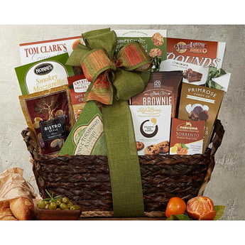 The Gourmet Choice Gift Basket by Wine Country Gift Baskets- Price Includes Shipping