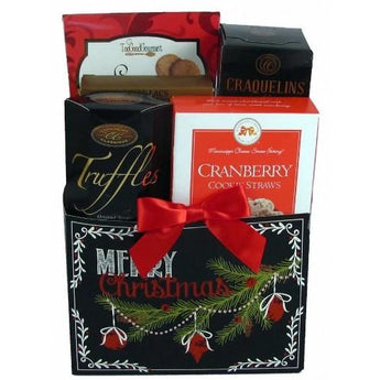 A Christmas Celebration Holiday Gift Basket
