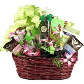 A Mother's Touch Gift Basket- Free Shipping