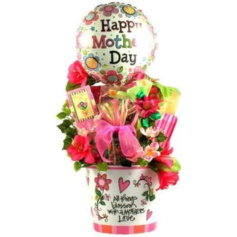 A Mother's Heart Mother's Day Gift Arrangement- Free Shipping