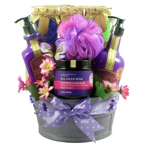Aroma Therapy Spa Collection- Free Shipping
