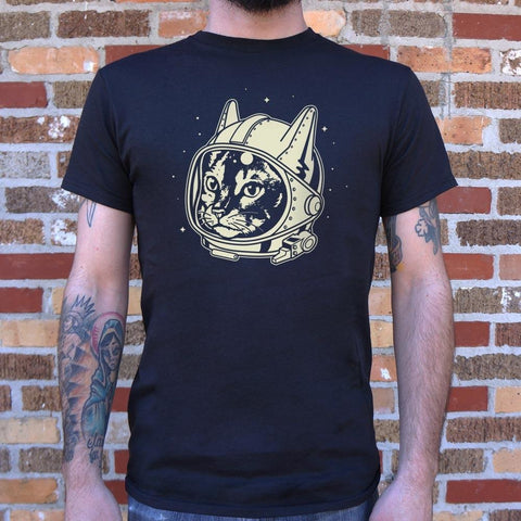 AstroCat T-Shirt Mens- Free Shipping