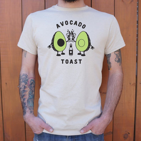 Mens Avocado Toast T-Shirt