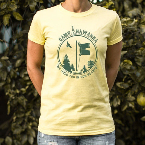 Camp Anawanna T-Shirt Ladies- Free Shipping