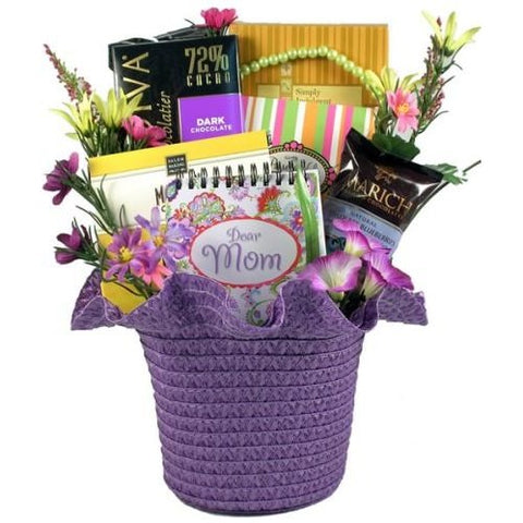 A Mom So Dear Gift Basket For Mothers- Free Shipping