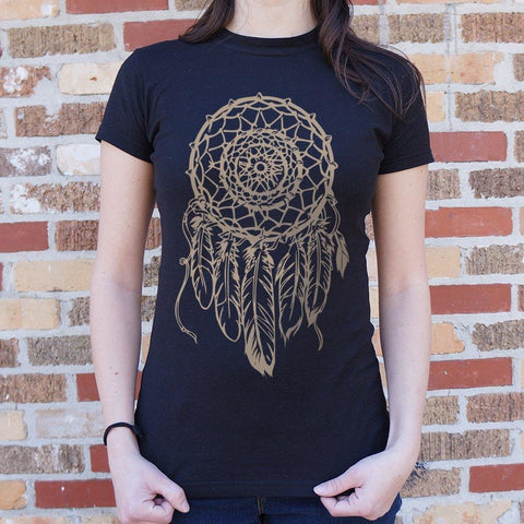 Dream Catcher T-Shirt Ladies- Free Shipping