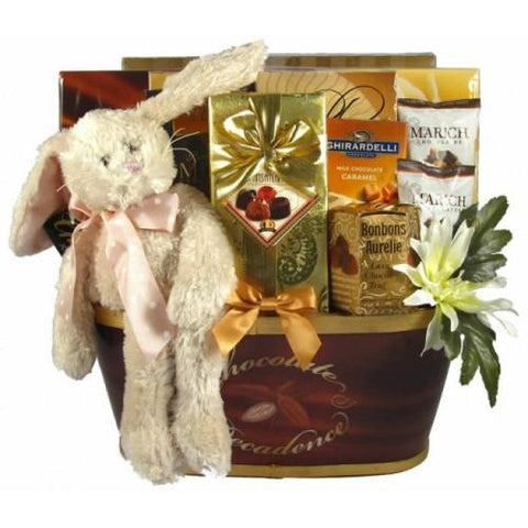 Easter Decadence Gift Basket- Free Shipping