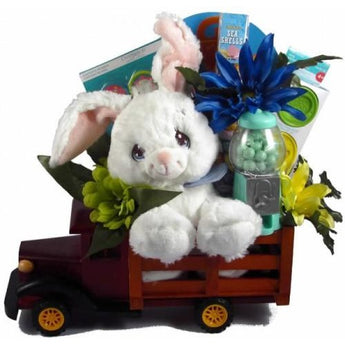 The Easter Express Easter Basket For Kids- Free Shipping