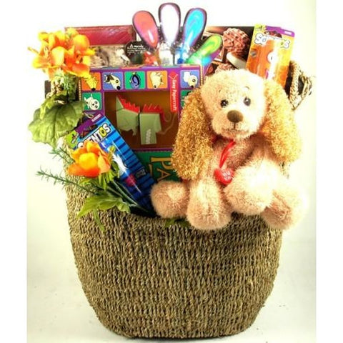 Grins and Giggles Gift Basket For Kids- Free Shipping