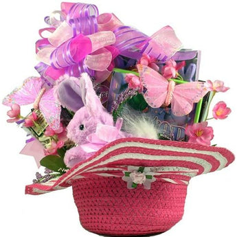 Girls Just Wanna Have Fun! Easter Gift Basket