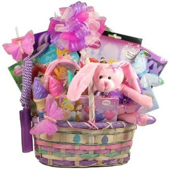 A Pretty Little Princess Easter Gift Basket- Free Shipping